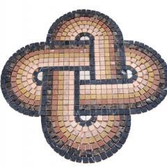 Мозаичный декоративный элемент