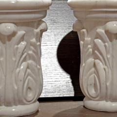 Капители из мрамора для колонн