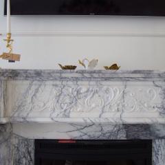 Услуги по фрезерованию мраморного декора