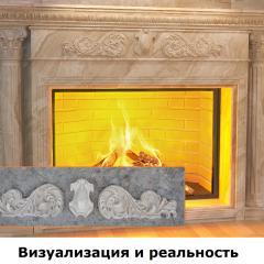 Как должен выглядеть камин с декоративными элементами