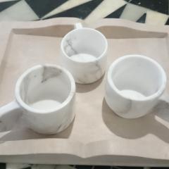 Посуда из мрамора