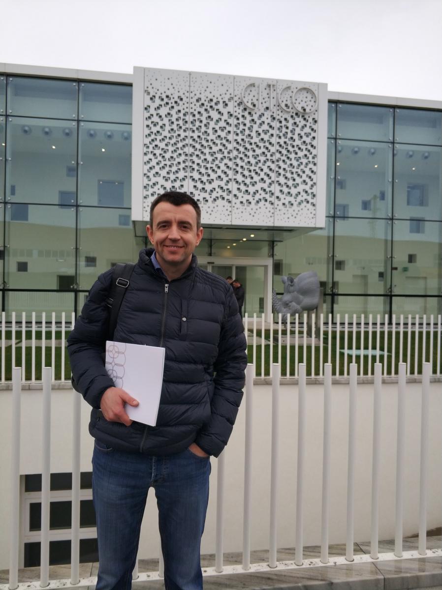 В гостях у известной компании CITCО, которая работала с знаменитой Захо Хадид